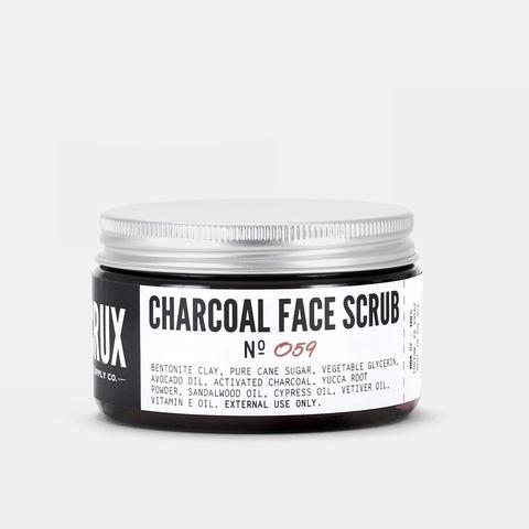 CRUX  - CHARCOAL FACE SCRUB  $18