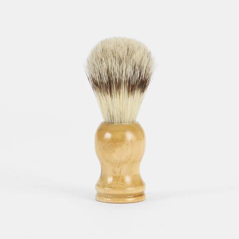 CRUX  - WOODEN SHAVE BRUSH   $18