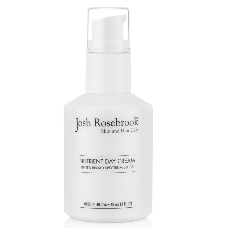 JOSH ROSEBROOK  - NUTRIENT DAY CREAM TINTED SPF 30  $55 - $96