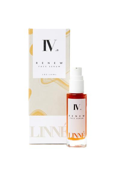 LINNÉ -  RENEW FACE SERUM  $92
