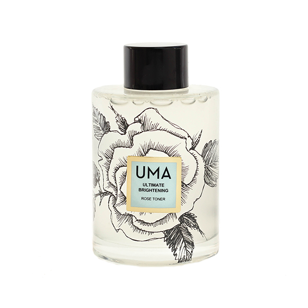 UMA  - ULTIMATE BRIGHTENING ROSE TONER  $65