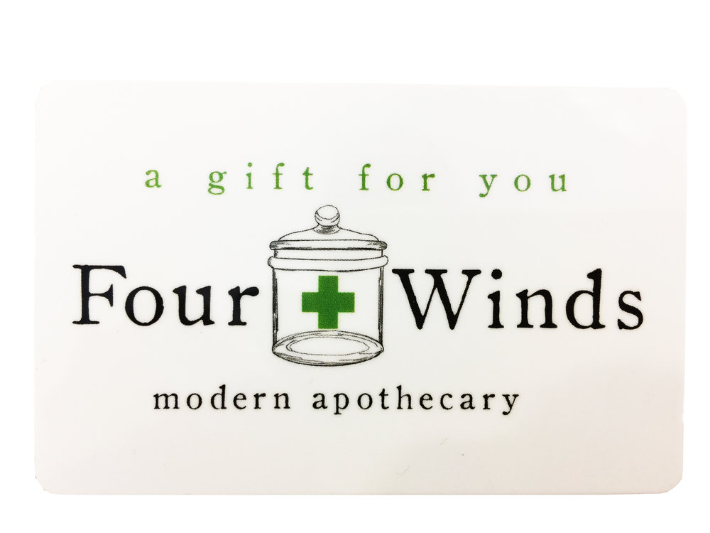 Click here to buy the Four Winds Gift Card