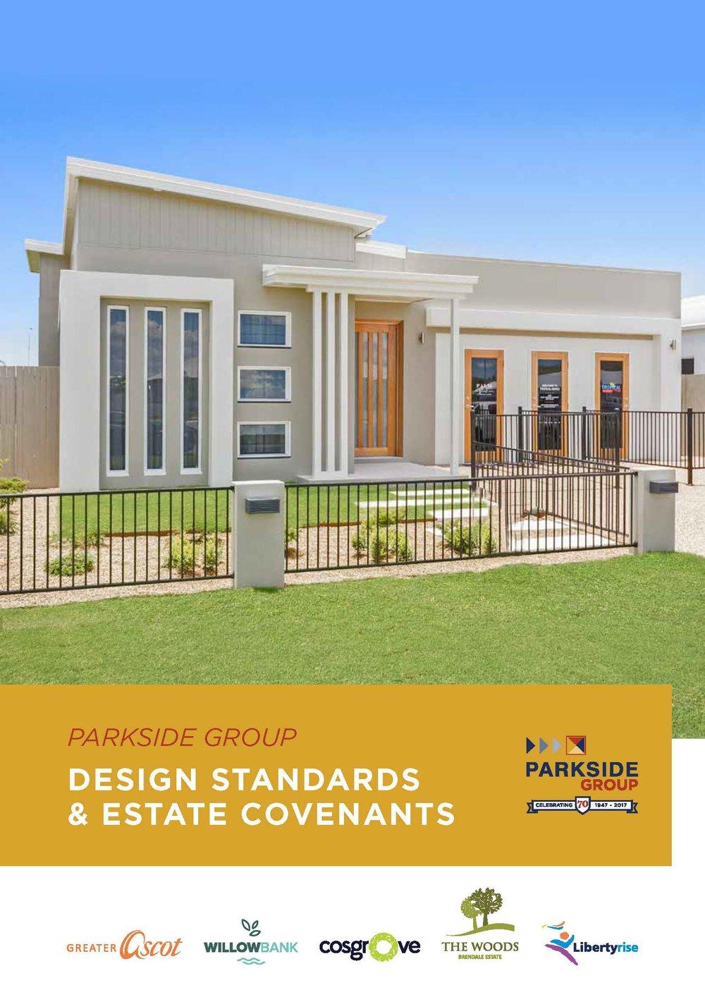 parkside estate covenants -