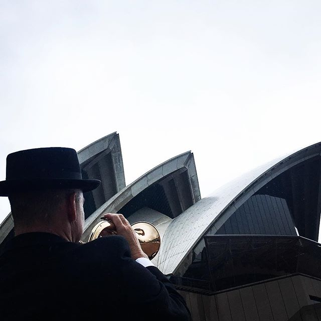 Let's blow the roof off this joint 😉 . . . #weddinginspo #trumpet #blowofftheroof #gigwithaview #livemusic #weddigband #corporateband #sydneyband #blacktieevent #events #operahouse #sydneyharbour