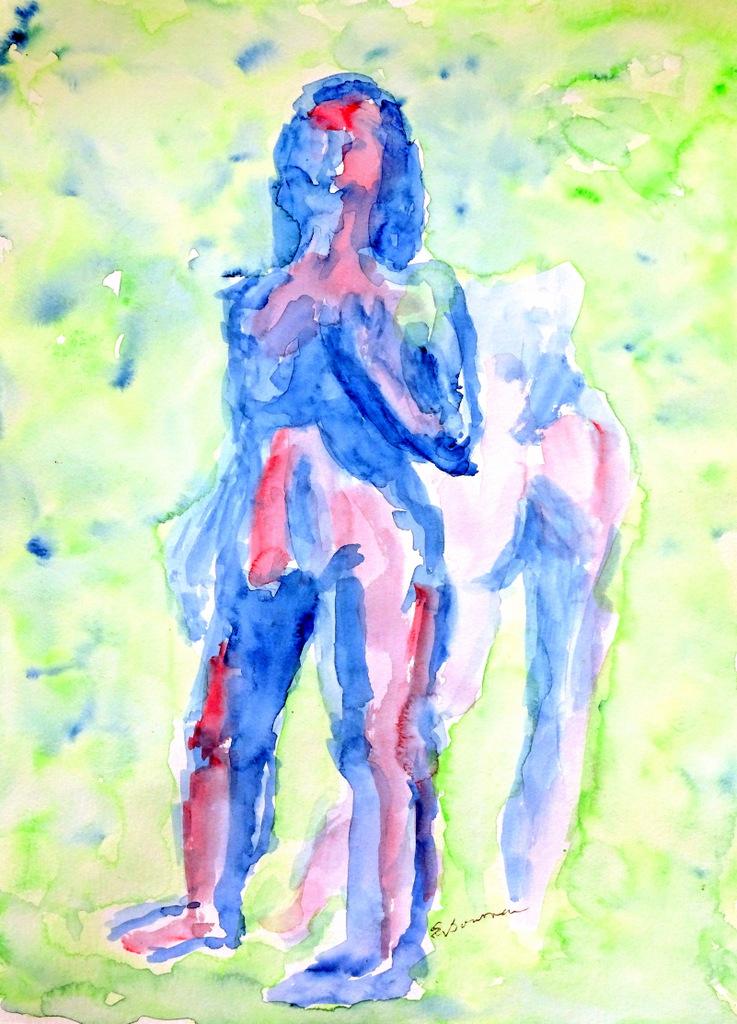 Elinor Bowman, Painting, Figural Studies, Asheville-005.jpg