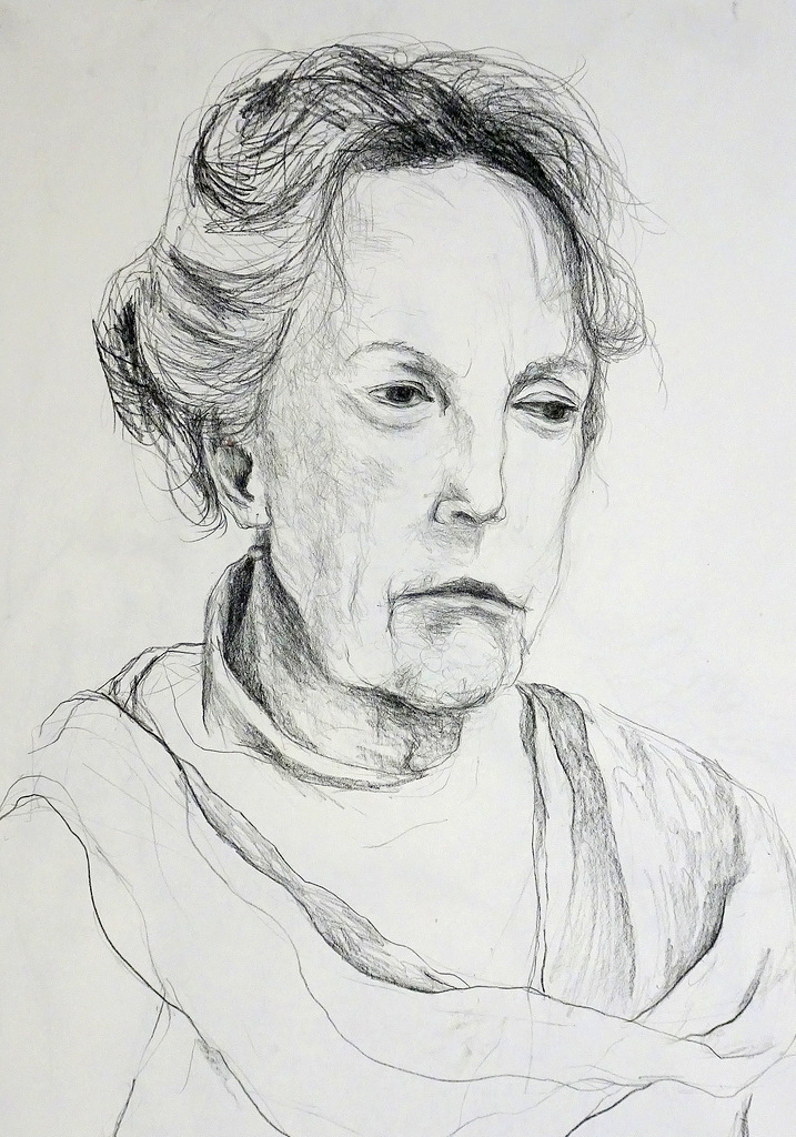 Angela Marcus, Fine Art Drawing, Black Mountain, NC-001.jpg