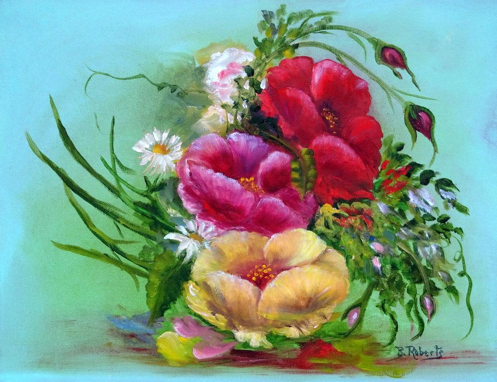 Bobbie Roberts, Painting, SVFAL, Black Mountain-007.JPG