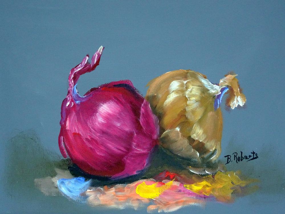 Bobbie Roberts, Painting, SVFAL, Black Mountain-011.JPG