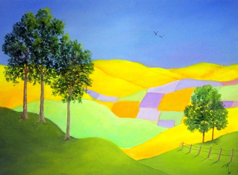 Ann Whisenent, Fine Art Painting, SVFAL 2018-001.JPG