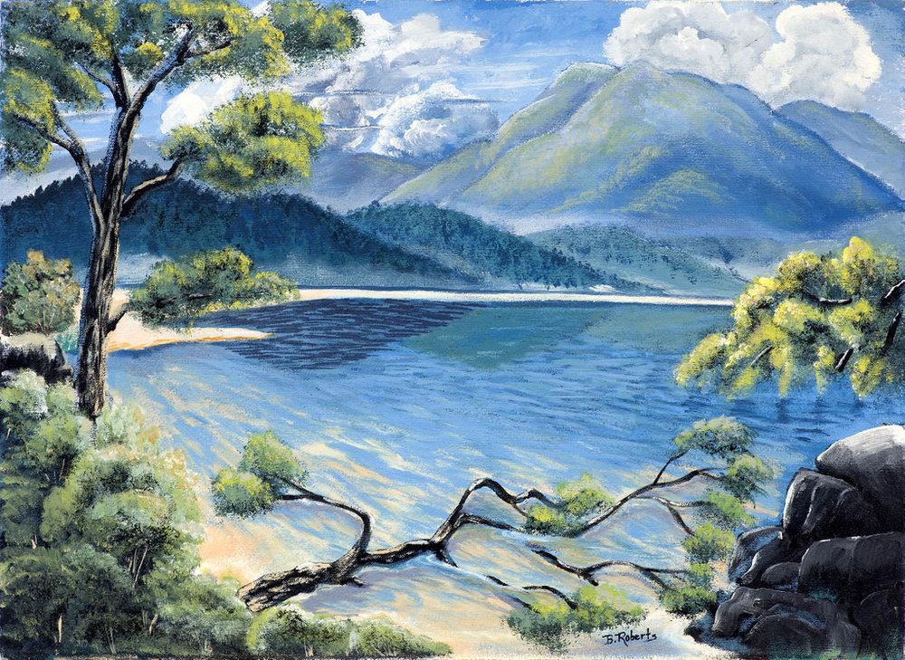 08-Bobbie Roberts, Landscape Oil Painting, Black Mountain NC-004.jpg