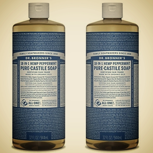 Content Development - Dr. Bronner's, Natural Products