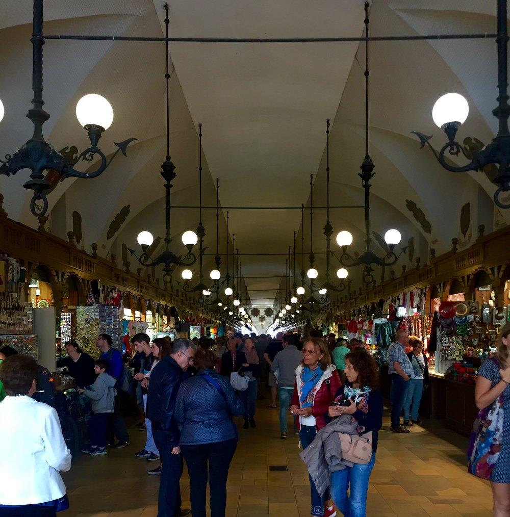 Cloth Hall Market