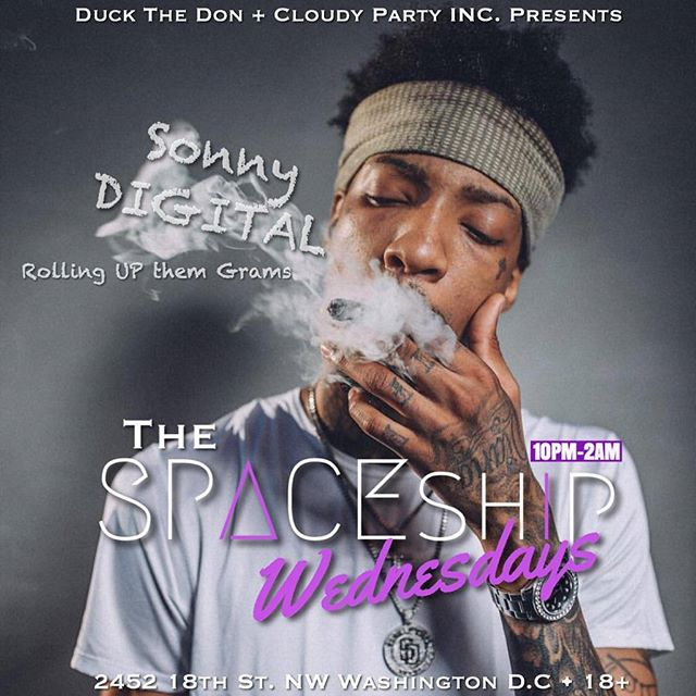 Support the homey! Sonny digital in the building #freebandz