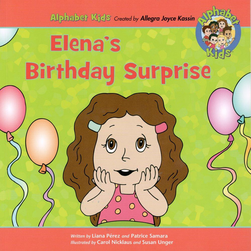 Elena's Birthday Surprise