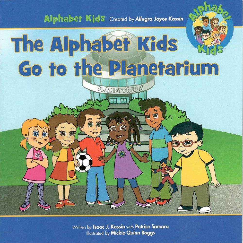 The Alphabet Kids Go to the Planetarium