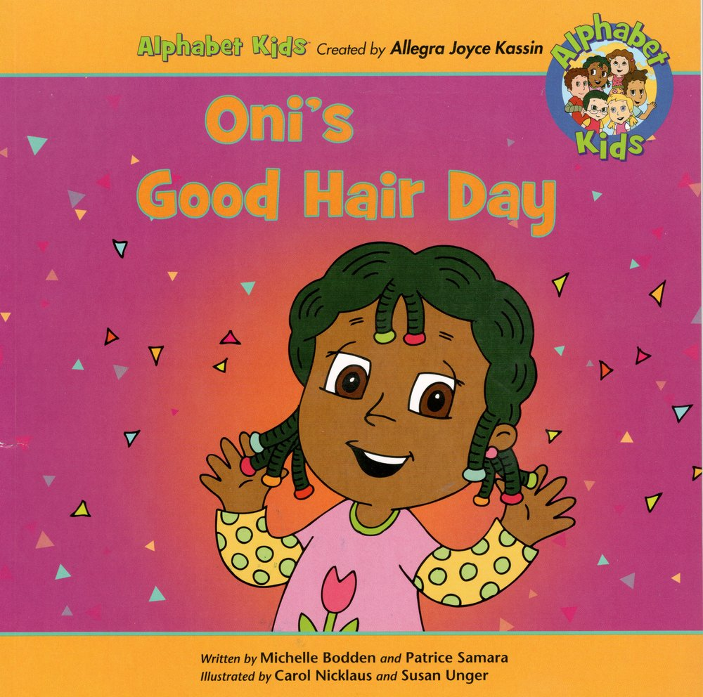 Oni's Good Hair Day