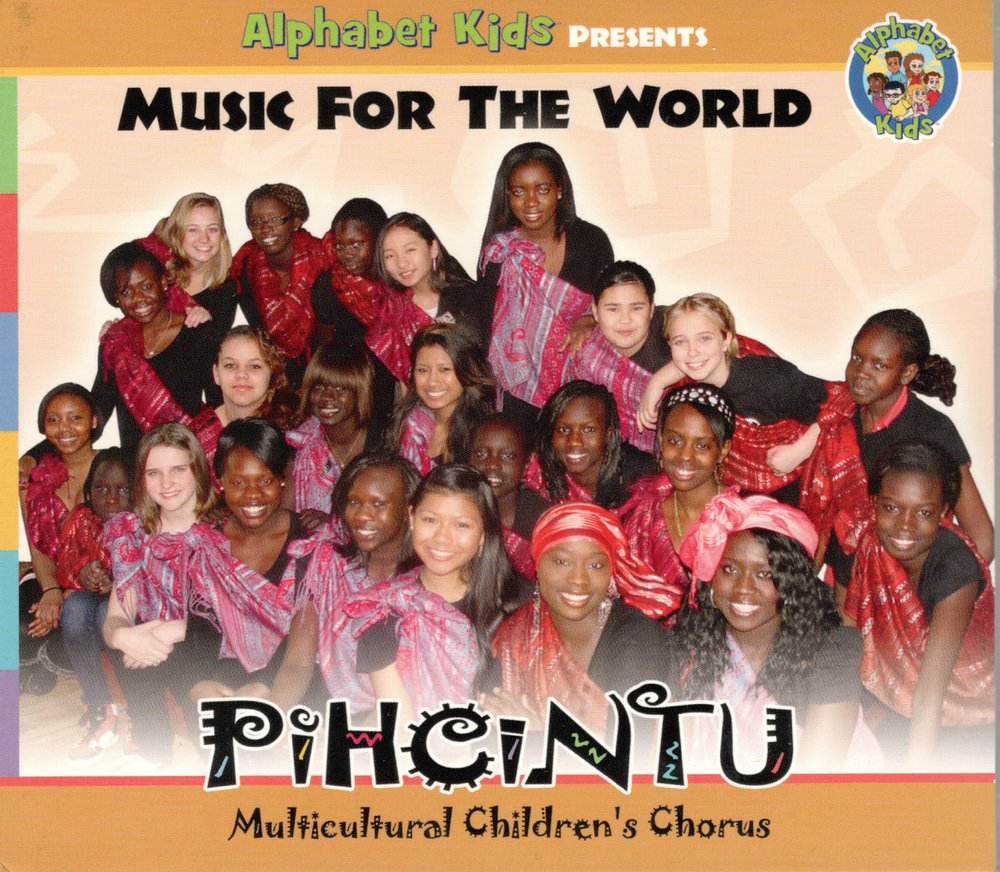 Music For the World CD