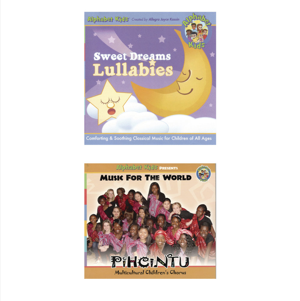 Sweet Dreams Lullabies and Music For the World Bundle