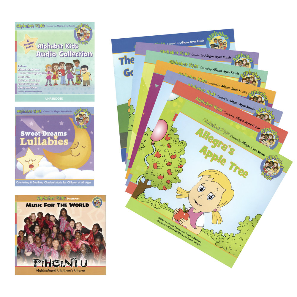 The Complete Alphabet Kids Collection