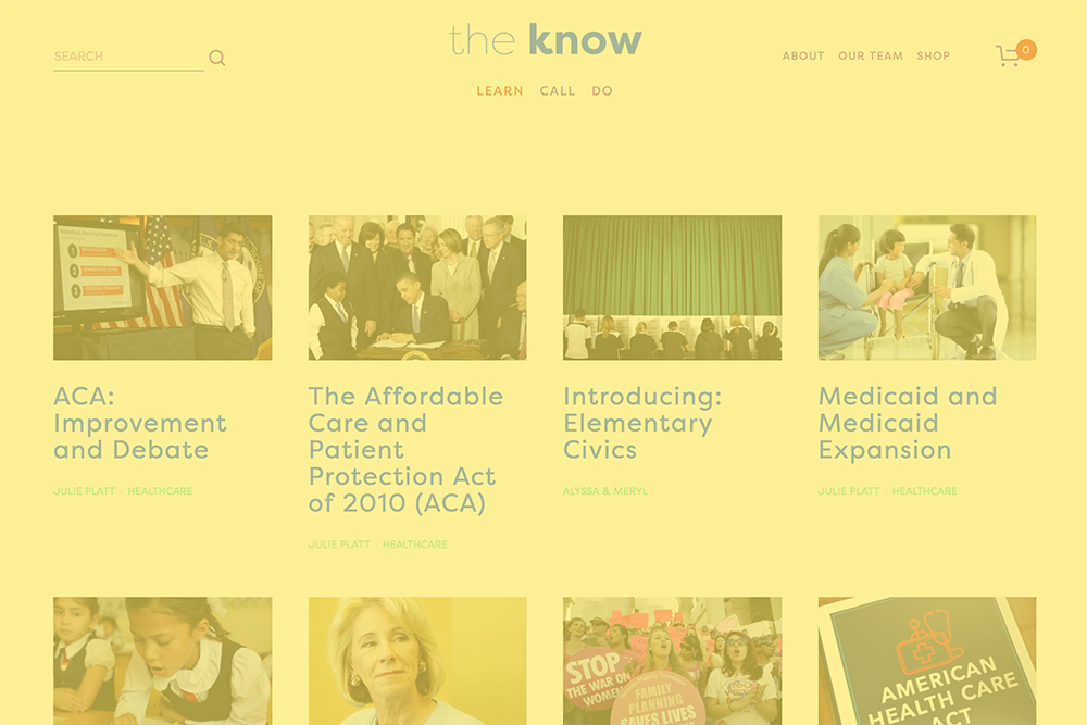 The Know -