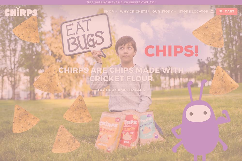 Chirps Chips -