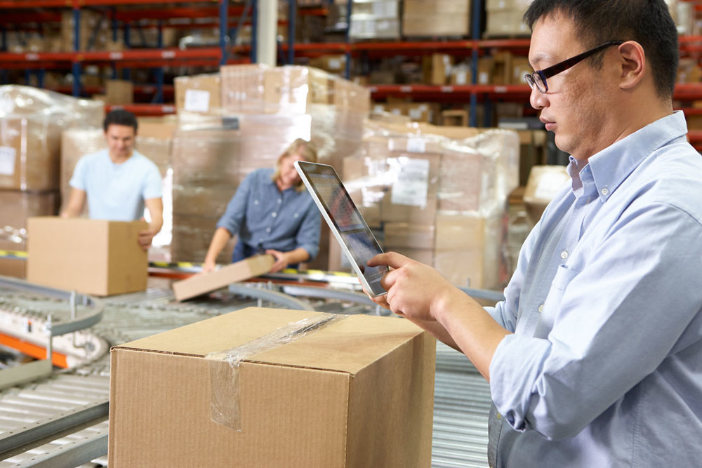 What We Also Do: Business Deliveries