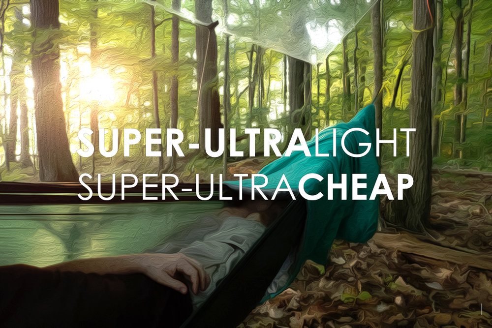 My $100 Super-ultralight Gear List   A gear list for those who think you have to be a trust fund baby or self-made millionaire to live a life of adventure.