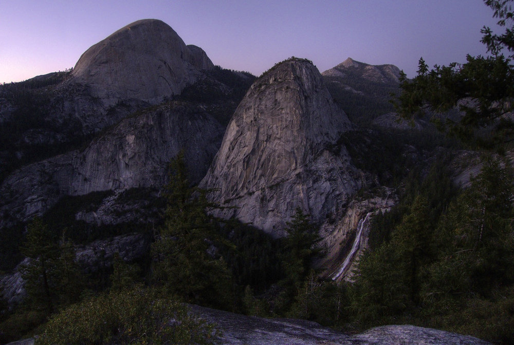 John Muir Trail, California