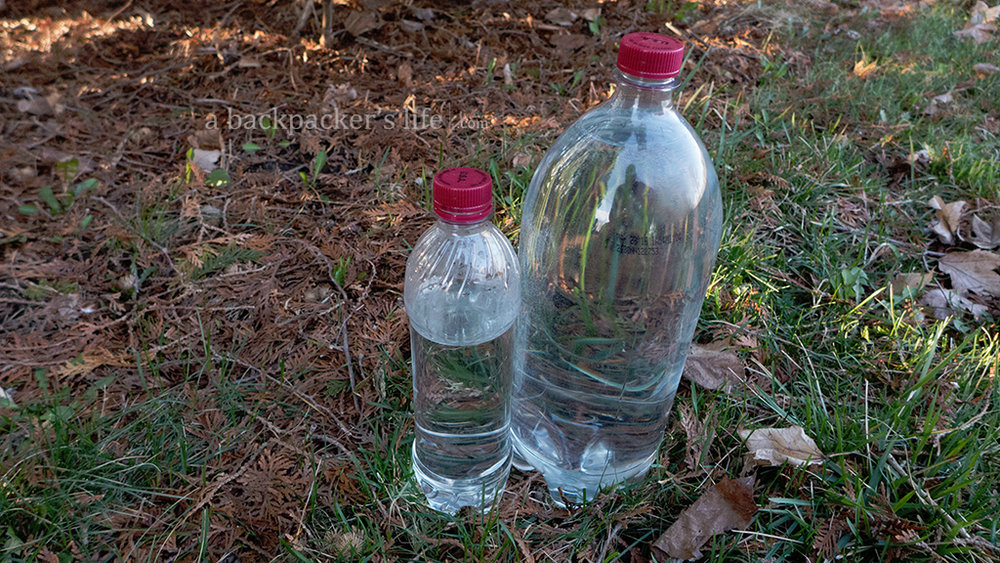 Why I Use Plastic Soda Bottles For Water Containers