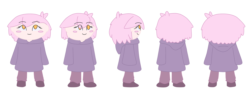 First Draft of Luna's Turnaround