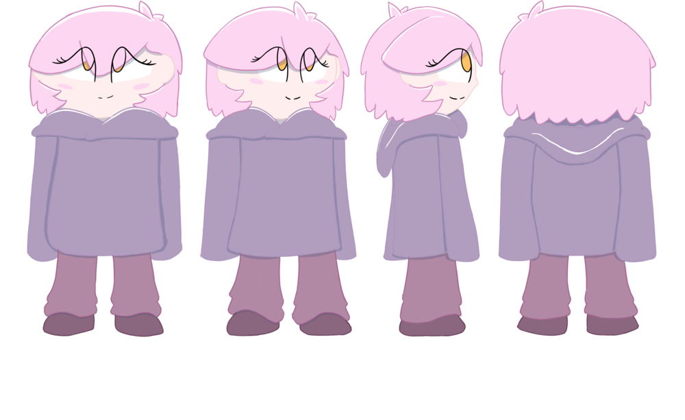 Final Draft of Luna's Turnaround