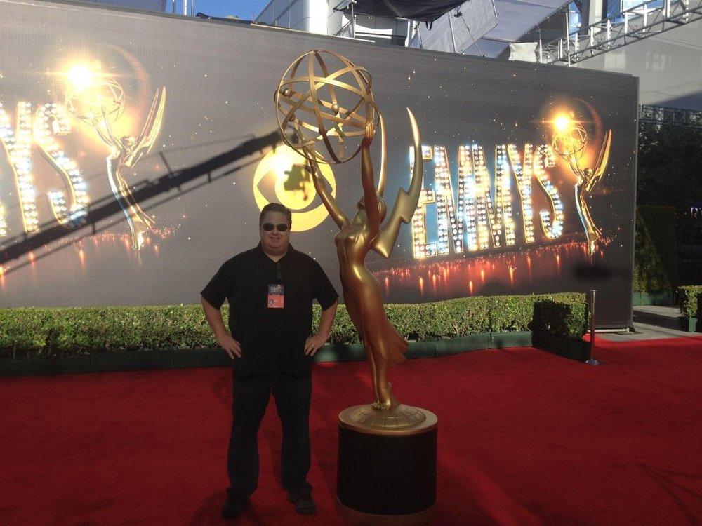 CHRIS MARSALLEmmy Award® winnerand long time entrepreneur, organizer, writer/producer, and visual strategist -