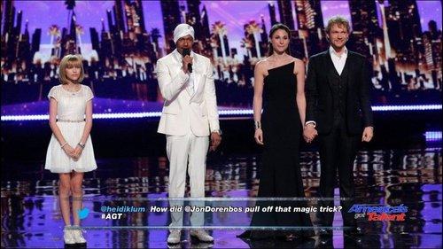 Americas Got Talent Social Media Tweets