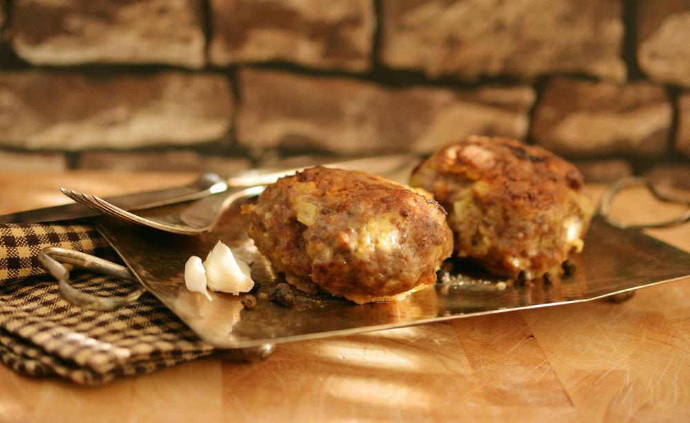 Turkey meat balls