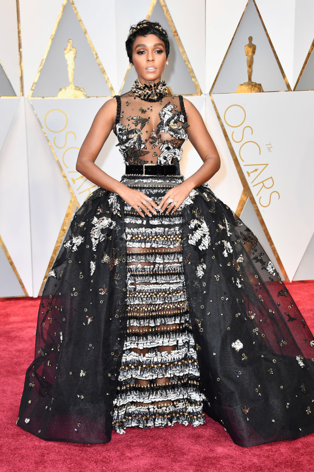 Janelle Monáe in Elie Saab Couture
