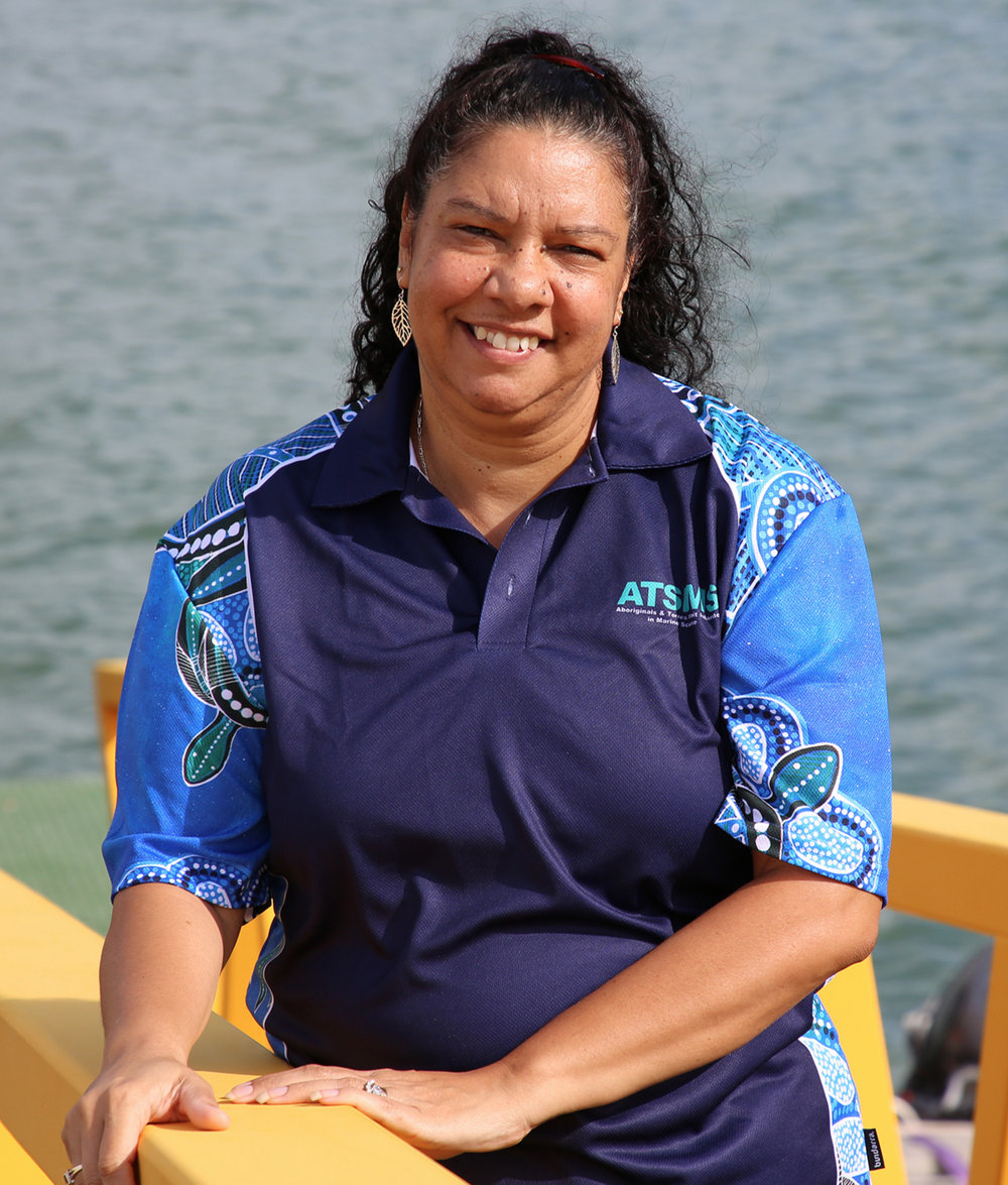 Ms. Traceylee Forester - Traceylee Forester is currently working with Australian Institute of Marine Science (AIMS), as their first Indigenous Partnerships Coordinator. She is assisting in the building of partnerships between AIMS and Aboriginal and Torres Strait Islander Peoples of Northern Australia, particularly in regards to the collaboration of Western Science and Traditional Owner Science.Traceylee is a member of two Traditional Owner groups in Australia's Northern Queensland. On her mother's side she is from the Lama Lama Clan of Princess Charlotte Bay, Cape York and on her father's side, she is from the Nywaigi Clan, located near Ingham. Traceylee is passionate about assisting Traditional Owners to share their knowledge, experience and wisdom of our natural environment with others.Prior to joining AIMS, Traceylee spent six years on-country co-ordinating the Lama Lama Traditional Use of Marine Resources Agreement (TUMRA) with the Great Barrier Reef Marine Park Authority, and the Junior Ranger program. Prior to that she held the position of secretariat for the Uluru Kata Tjuta board of co-management.