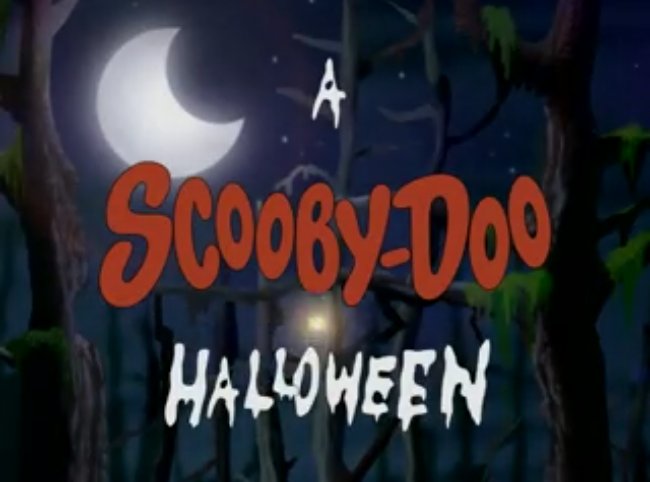 "What's New, Scooby-Doo?  - Season 2, Episode 6: ""A Scooby-Doo Halloween"" - Title Animation by Unknown"