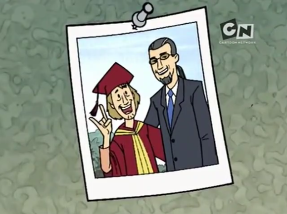 Shaggy cherishes the memory of his graduation from Acquaintance to Friend of Penn of  Penn & Teller  fame