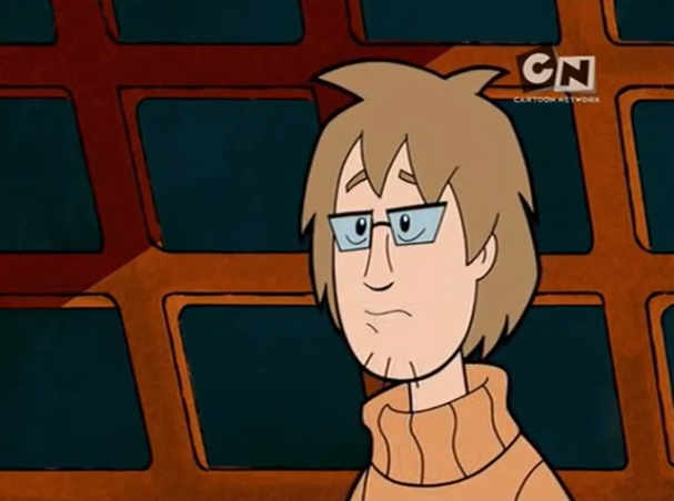 Moments before his death, Shaggy silently mourns all of the women he'll never dress up as.