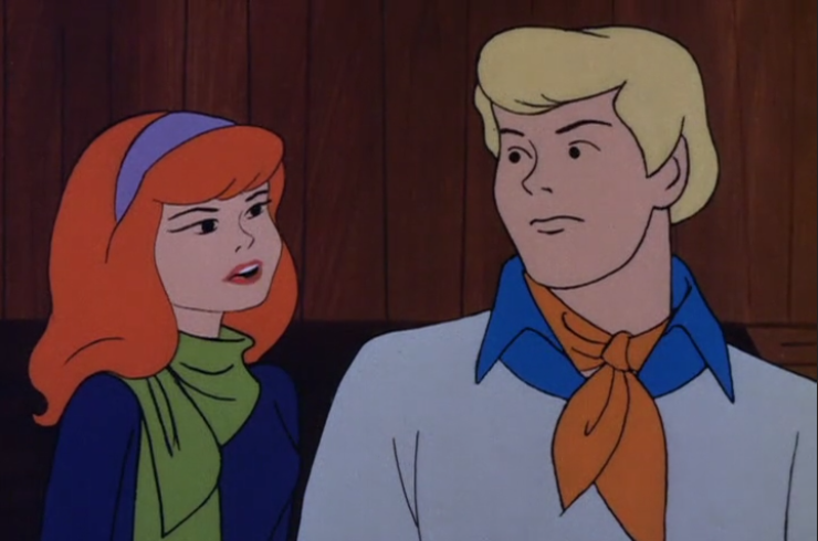 "Daphne: ""What do you mean it was  just a dance ?"""