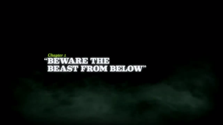 "Scooby-Doo! Mystery Incorporated  - Season 1, Episode 1: ""Beware the Beast from Below"" - Title Animation by Unknown"