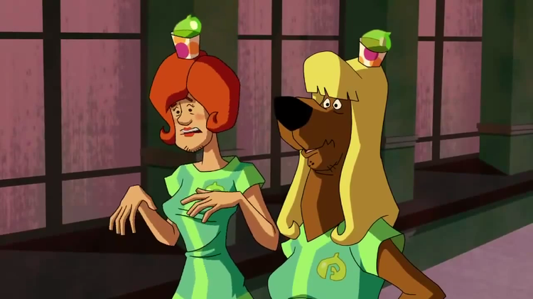 Shaggy and Scooby's assertion that they totally had hot girlfriends was impracticable- but not impossible- to make the gang believe.