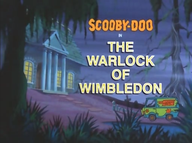 "The Scooby-Doo Show  - Season 3, Episode 15: ""The Warlock of Wimbledon"" - Title Animation by Unknown"