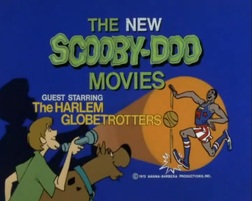 "The New Scooby-Doo Movies  - Season 1, Episode 12: ""The Ghostly Creep from the Deep"" - Title Card by Unknown"