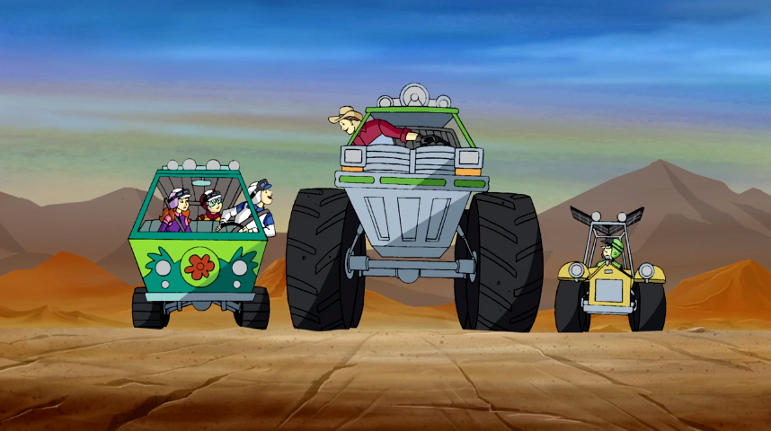 After this episode aired the amount of drivers' faces peeled off by monster truck wheels went up by 0%.