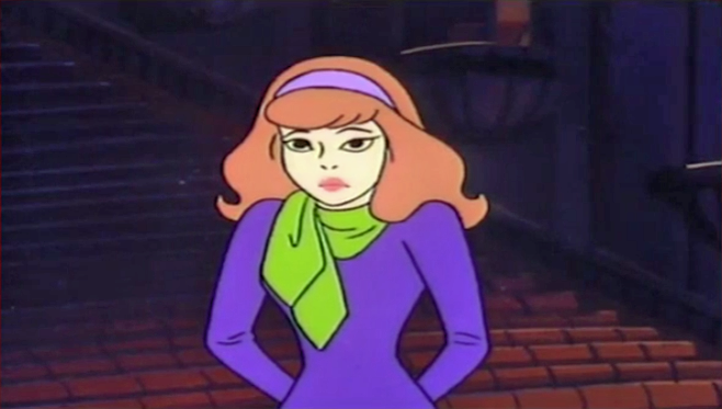Although it turned out that Daphne was not the villain, everyone agreed to put her in jail for years because she looked way too guilty about  something .