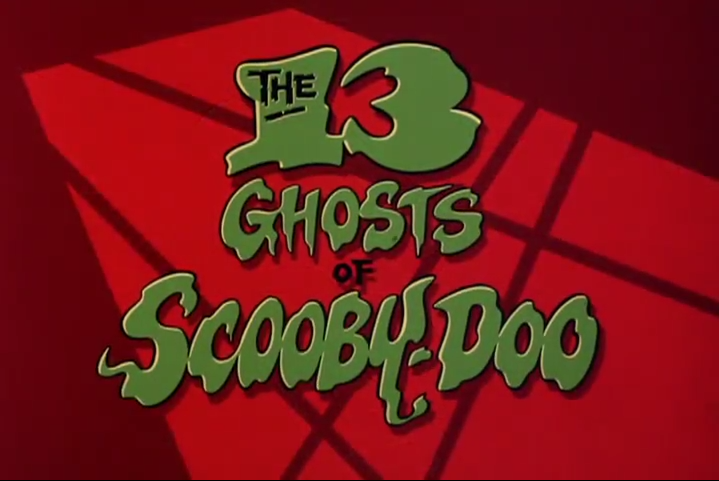 "The 13 Ghosts of Scooby-Doo  - Season 1, Episode 2: ""Scoobra Kadoobra"" - Title Card by Unknown"