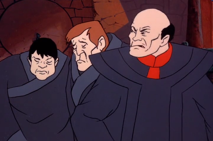 Studies show that 2/3 Scooby-Doo villains are regretful of their actions.