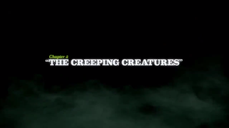 "Scooby-Doo! Mystery, Inc.  - Season 1, Episode 2: ""The Creeping Creatures"" - Title Animation by Unknown"