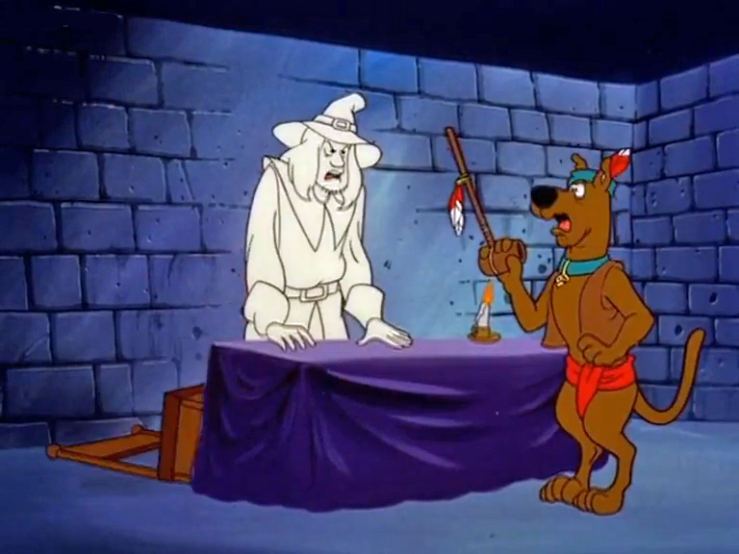 Scooby-Doo was never afraid to confront the dark side of history. Here we explore (through a thin allegory) the dehumanization Native Americans experienced at the hands of white settlers.